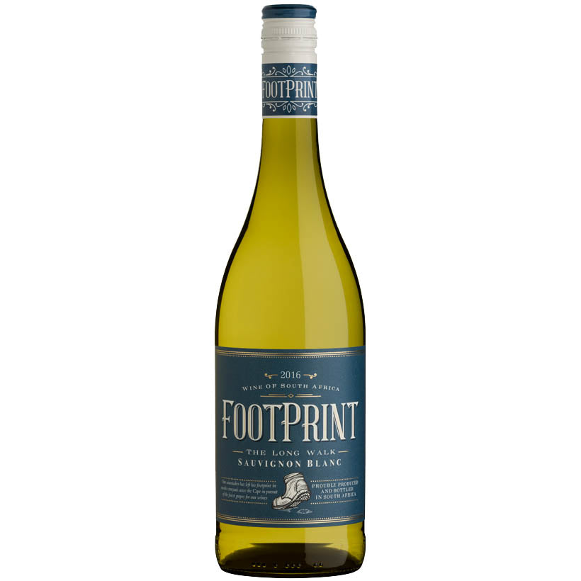 Footprint 'The Long Walk' Sauvignon Blanc 2016