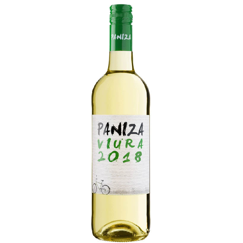 Paniza Viura 2018 Spanish White wine