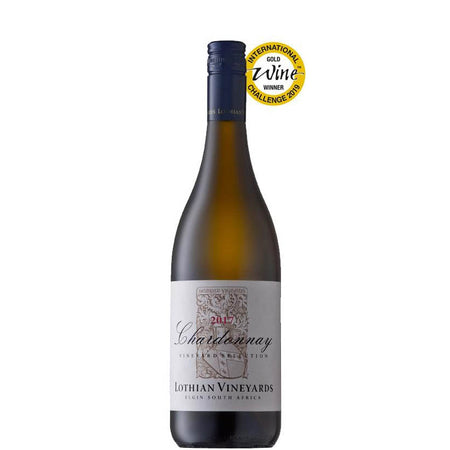 Lothian Chardonnay 2017 South African White wine