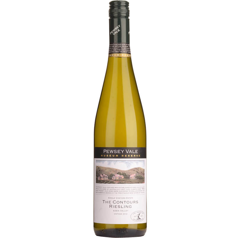 Pewsey Vale Contours Riesling 2012