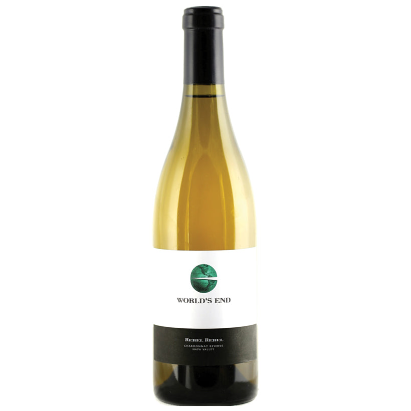 World's End Rebel Rebel Chardonnay 2014