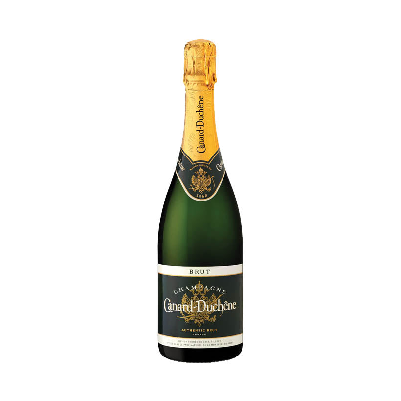 Canard-Duchêne Authentic Brut NV Champagne - 37.5CL - HALF BOTTLE