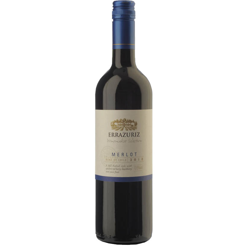 Errazuriz Winemakers Merlot 2010