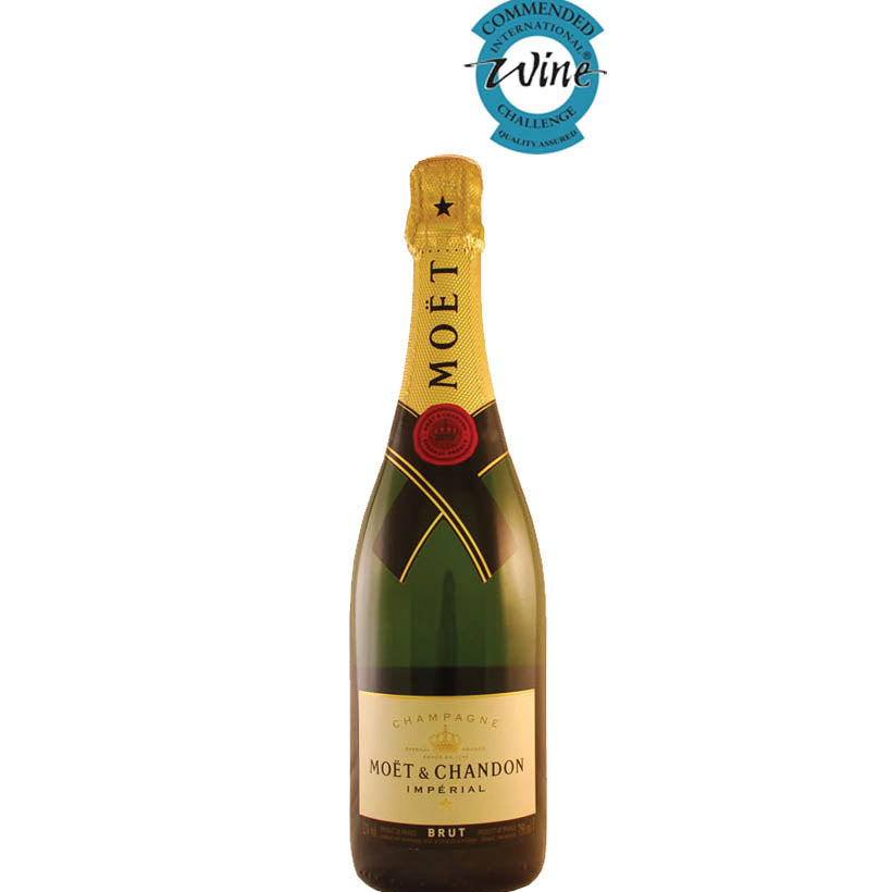 Moët & Chandon Brut Impérial NV Champagne - Half Bottle - 375ml