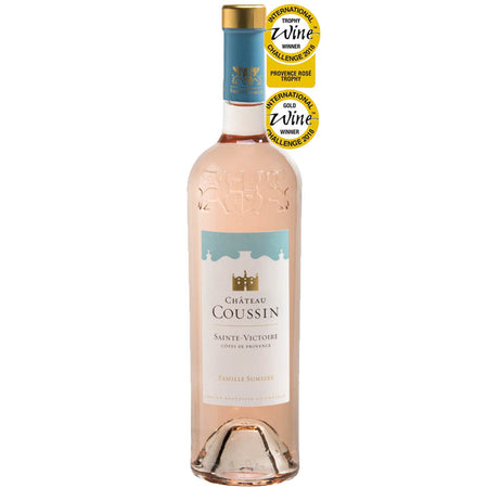 Château Coussin Rosé 2017 French Rose wine