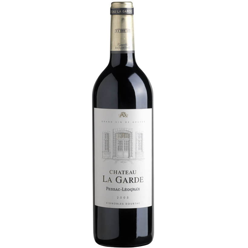 Château La Garde Pessac Leognan 2013 French Fine Red Wine