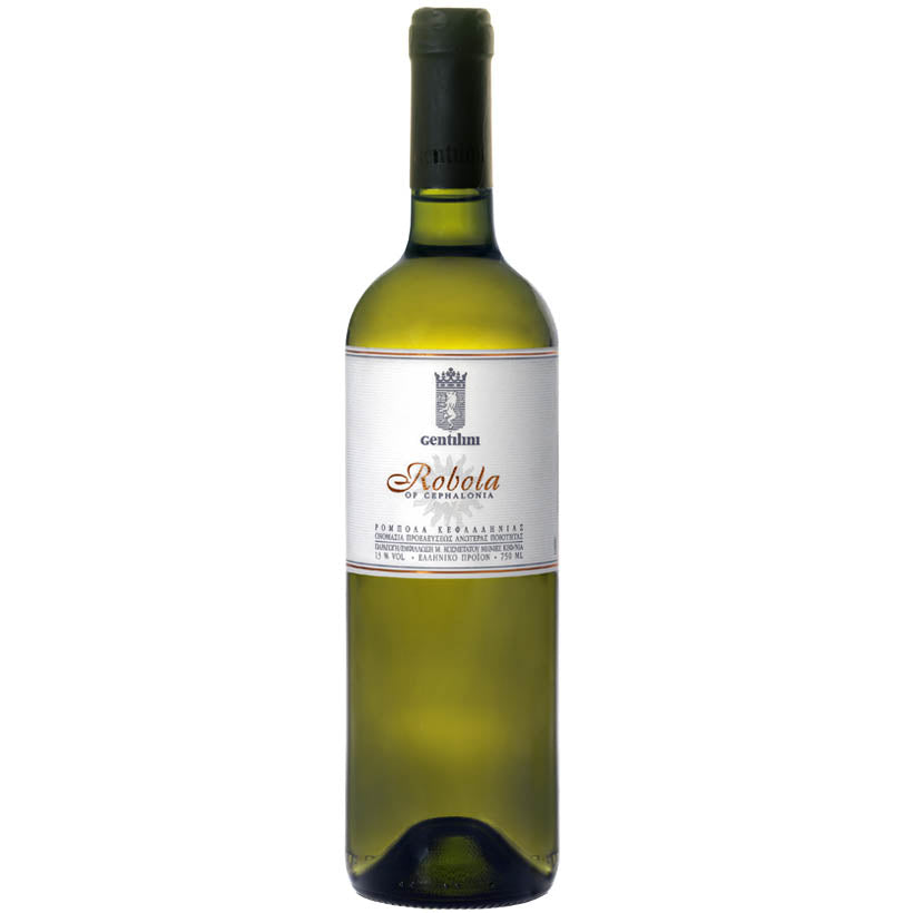 Gentilini Robola 2015 Greek White Wine