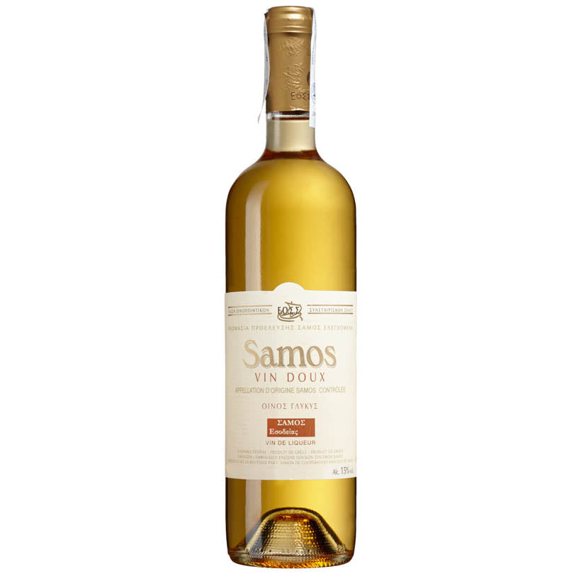 Samos Vin Doux 2016 - Half Bottle - 375ml