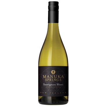 Manuka Springs Sauvignon Blanc 2017 New Zealand White wine