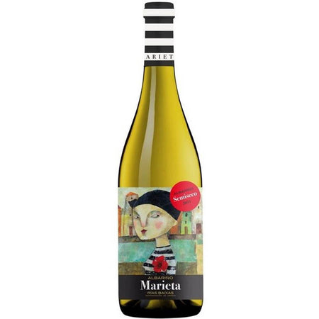 Marieta Albarino 2018 Spanish White wine