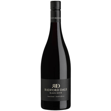 Red Wine Radford Dale Black Rock South Africa