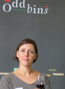 Fran Evans - Our 2012 winner of The Palate