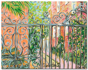 """Charleston Gates"" II (Secret Garden)"