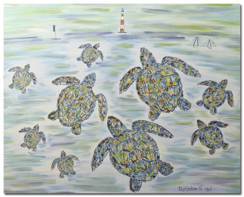 """Charleston Turtles"""