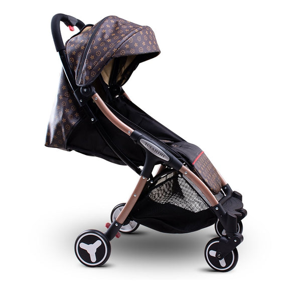 5.8kg light Baby Stroller Plane Lightweight Portable Travelling Pram Children Pushchair Increase the awning