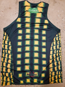 Croc & Roll Rugby Singlet