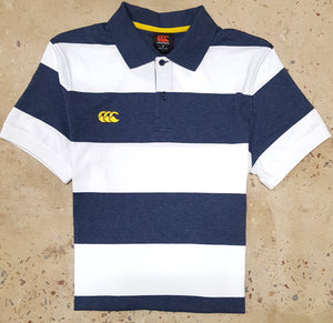 Hoop Stripe Polo