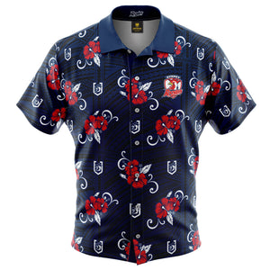 Roosters Tribal Shirt 21