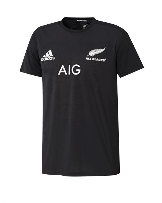 All Blacks Home Rep Performance Tee 20