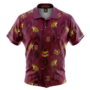 SOO QLD Hawaiian Shirt 2020