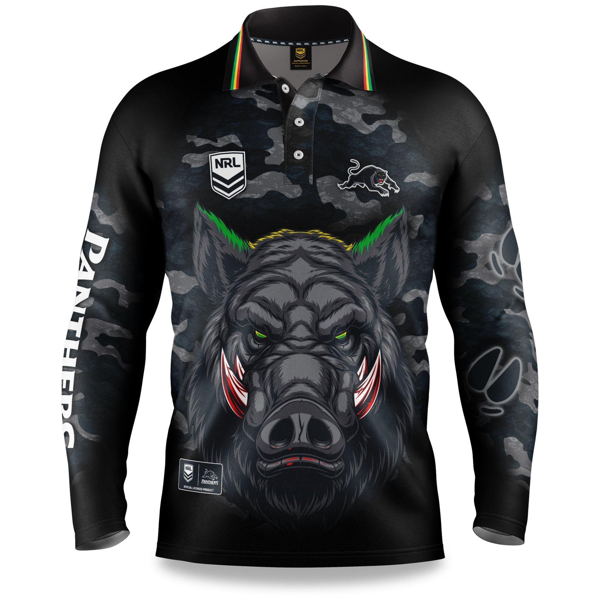 Outback Shirt NRL Panthers 20