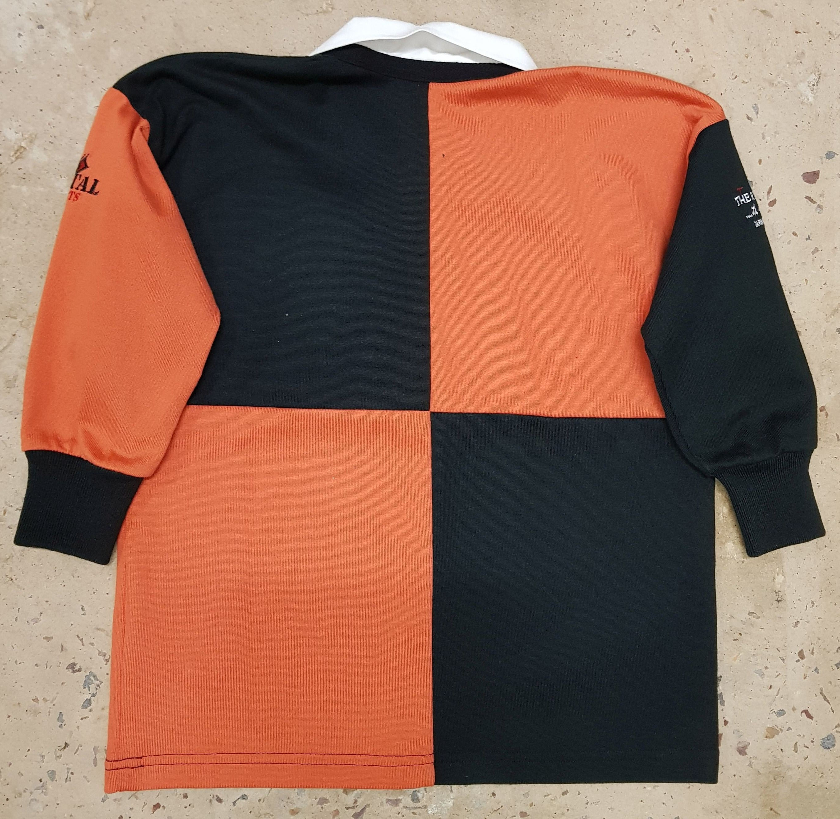 Territory Rugby Kids Harlequin Jersey