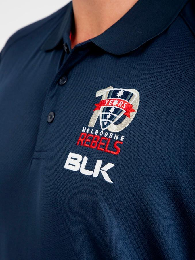 Rebels Media Polo 20