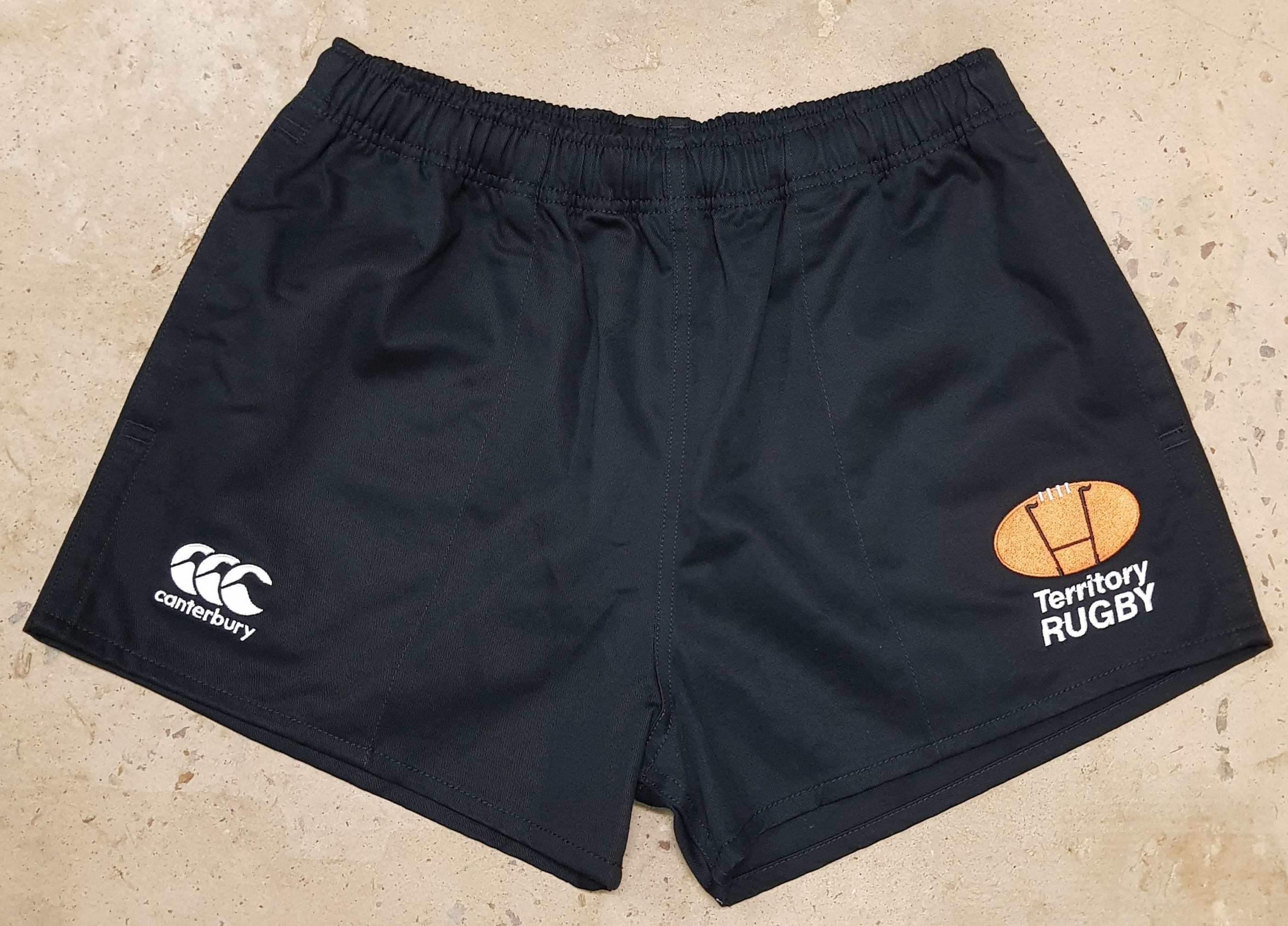 Territory Rugby Rugged Drill Short