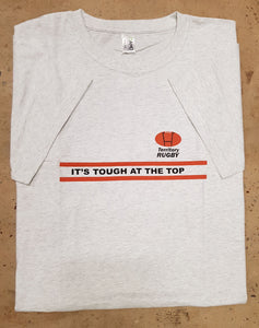 Rugby Tee-It's tough at the top