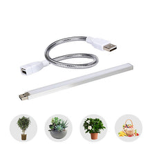 Load image into Gallery viewer, Grow Light LED Plant Growing Light USB DC 5V Fitolampy For Plants Red Blue Led Plant Grow Light Lamps Full Spectrum Led Grow Lights Bulb Phytolamp