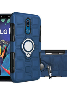 Case For LG LG Stylo 5 / LG K40 Waterproof / Shockproof Back Cover Solid Colored Soft Plastic