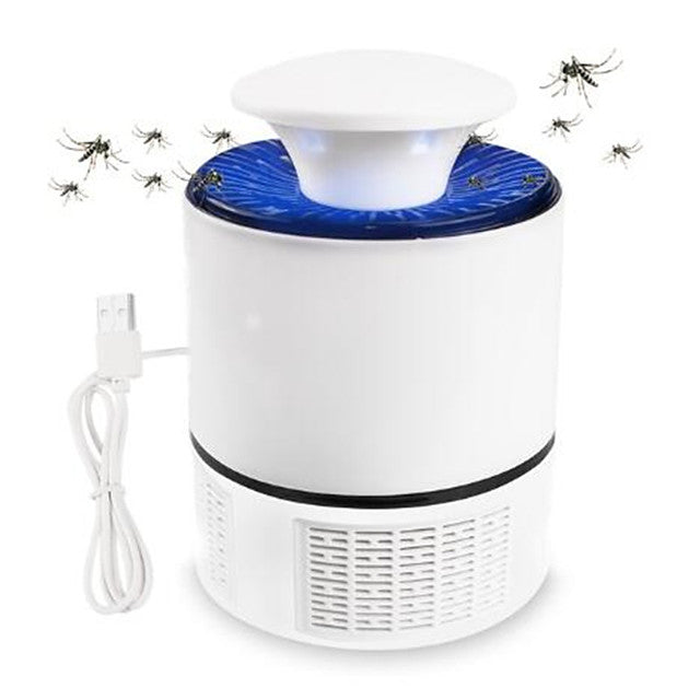 Mosquito Killer Lamp USB Electric No Noise No Radiation Insect Killer Flies Trap Lamp Anti Mosquito Lamp Home B021