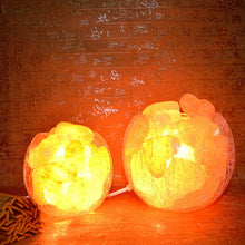 Load image into Gallery viewer, BRELONG LED Himalayan air purifying Salt Lamp Interior Night Light Bedroom Decoration