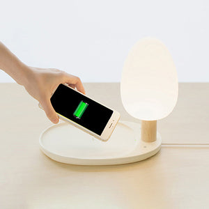 Desk Lamp Eye Protection / Mobile phone Wireless Charging Modern Contemporary DC Powered For Study Room / Office / Office DC 5V