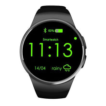 Load image into Gallery viewer, KW18 Smart Watch BT 4.0 Fitness Tracker Support Notify & & Heart Rate Monitor Compatible Samsung/HUAWEI Android Phones & IPhone