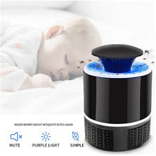 Load image into Gallery viewer, Mosquito Killer Lamp USB Electric No Noise No Radiation Insect Killer Flies Trap Lamp Anti Mosquito Lamp Home B021