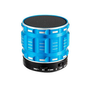 S28 Outdoor / Bluetooth Speaker / Long Standby Bluetooth 4.0 USB Subwoofer Black / Red / Blue