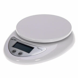 Kitchen 5000g/1g 5kg Food Diet Postal Kitchen Scales Balance Measuring Weighing Scales LED Electronic Scales