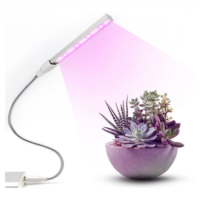 Grow Light LED Plant Growing Light USB DC 5V Fitolampy For Plants Red Blue Led Plant Grow Light Lamps Full Spectrum Led Grow Lights Bulb Phytolamp
