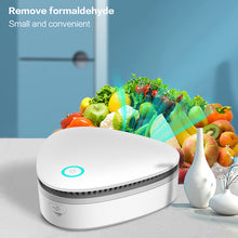 Load image into Gallery viewer, Air Purifier Deodorant household refrigerator Sterilizer O3 Oxygen Ozone Refrigerator Deodorizer Sterilizer Odor Remover Home Car