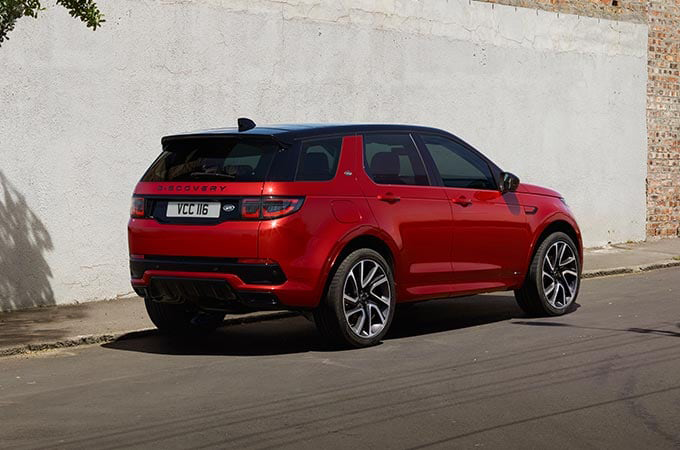 Land Rover New Cars