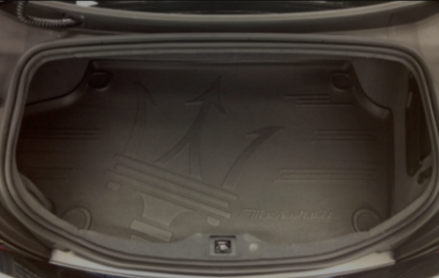 Maserati Luggage Compartment mat for Quattroporte (up to MY2012)