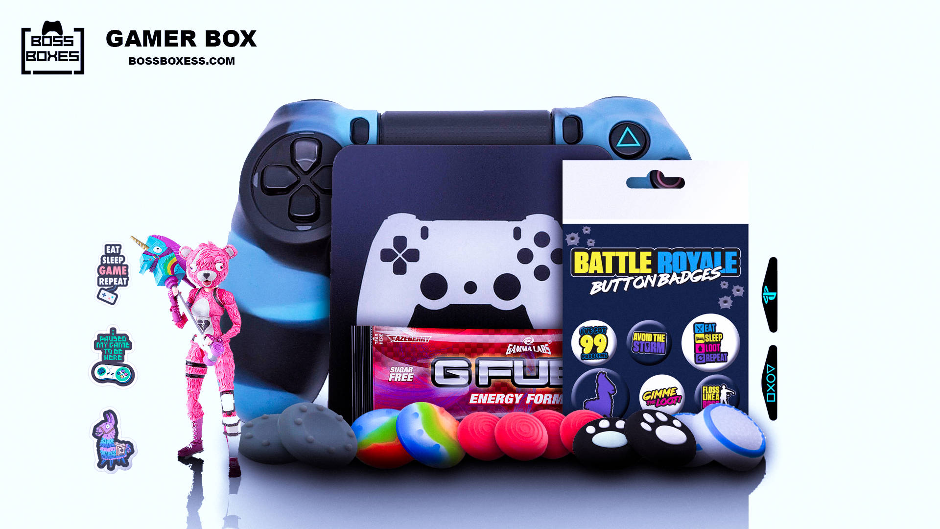 Gamer Box PS4
