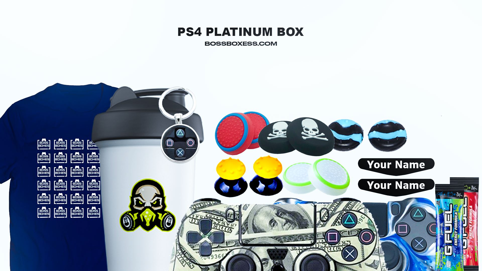 boss-boxes-store - Platinum Box PS4