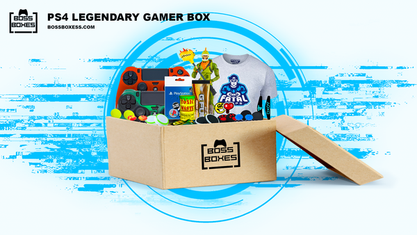 Legendary Gamer Box PS4
