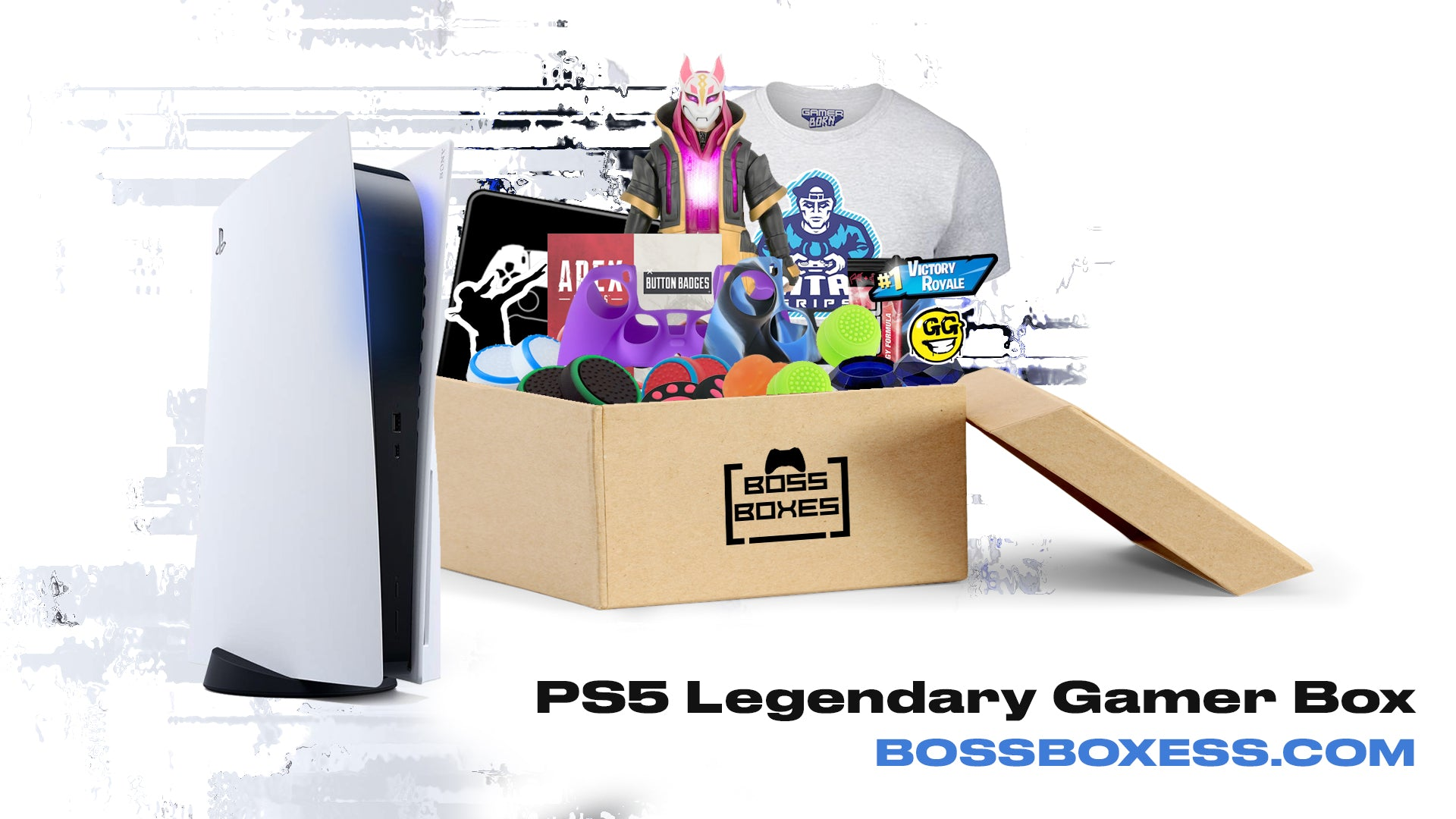 PS5 Legendary Gamer Box