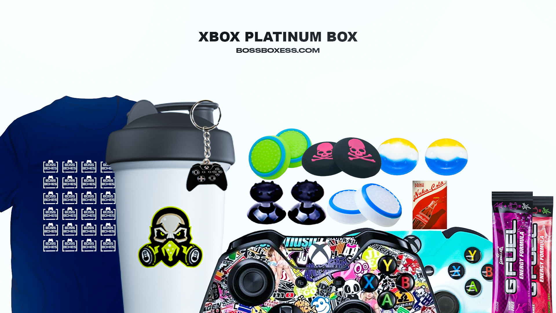 boss-boxes-store - Platinum Xbox One Box