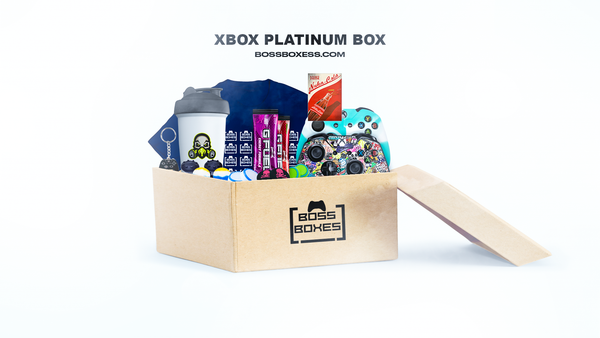 Platinum Xbox One Box