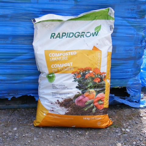 Composted Manure 14kg bags