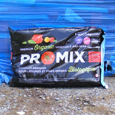 PRO-MIX Organic Vegetable & Herb Potting Mix 28.3L